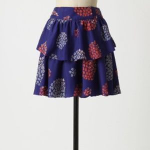 Odille Skirt from Anthropologie - Size 8